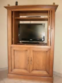 meuble tele chene massif clasf