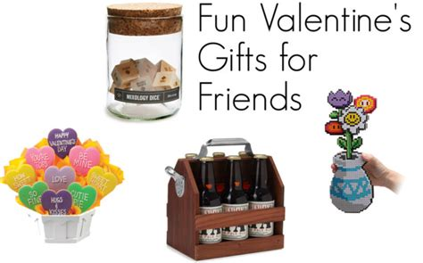 valentines day gifts for friends 8 valentine s day gifts for pals
