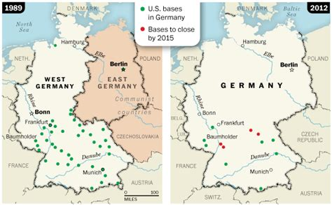 map of us bases in europe map us army bases in germany usareur army base