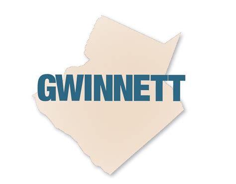 Gwinnett County Civil Search Gwinnett County Logo Images