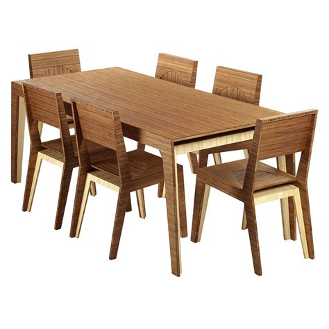Hollow Dining Table 6 Person Brave Space Design 6 Person Dining Table