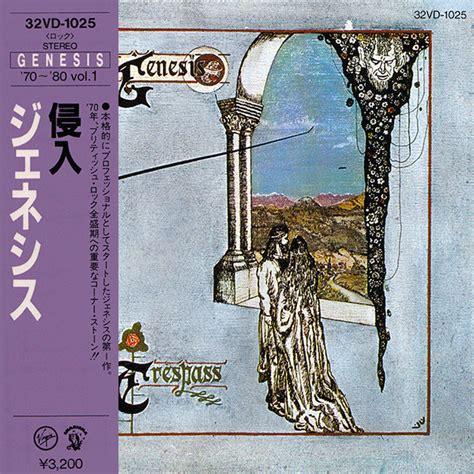 Genesis - Trespass (CD, Album, Reissue) | Discogs Genesis Trespass