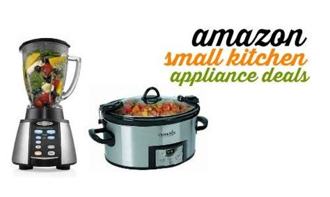amazon kitchen appliances amazon small kitchen appliances deals southern savers