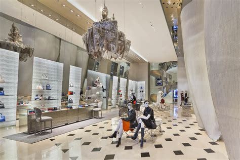 christian home decor store inside house of dior the biggest and new flagship