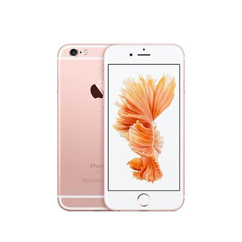 refurbished iphone 6s 16gb gold apple