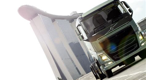 volvo trucks singapore keen to win an all expenses paid weekend for 2 to