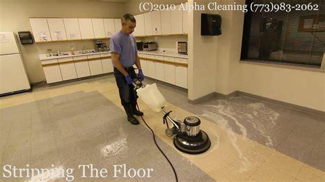 Buffing Waxed Floors by Floor Tile Polisher Meze