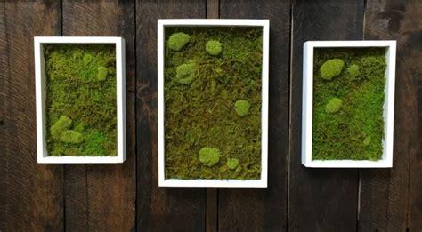 Moos Bild Selber Machen by Wanddeko Selber Machen Eine K 252 Nstlerische