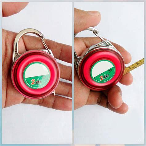 Gantungan Kunci Minifigure Two meteran gantungan kunci mini mungil dan praktis hargajualblog