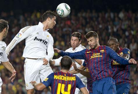 imagenes del partido real madrid sevilla c nou ser 225 anfitri 243 n del cl 225 sico entre fc barcelona vs
