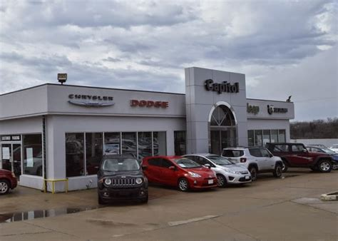 Capitol Chrysler Dodge Jeep by Capitol Chrysler Chrysler Dodge Jeep Ram Dealer In