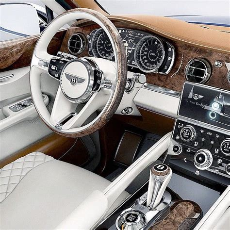 bentley white interior best 25 luxury cars interior ideas on bentley