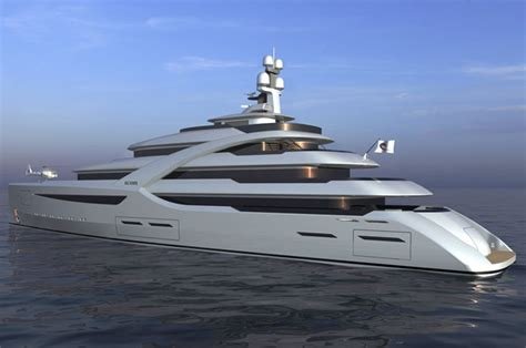 icon yacht design icon yachts and h2 yacht design collaborate on 85 meter