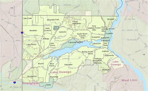 map of oregon lake oswego homes for sale in lake oswego or real estate listings