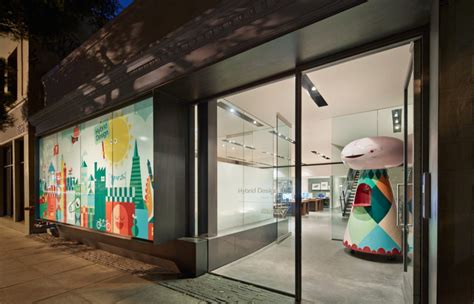 Wall Sticker Design creative office design in san francisco with a frosted