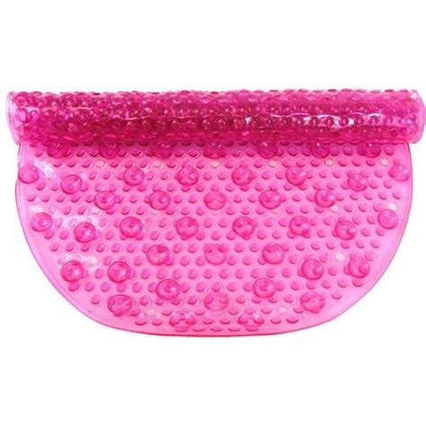 pink bathroom rugs and mats pink bath mat dreaming of pink pinterest