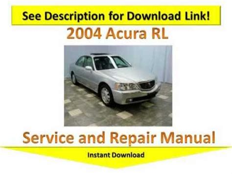 online car repair manuals free 2004 acura rl user handbook full download acura mdx repair manual service manual online 2009 2010 2011 2012