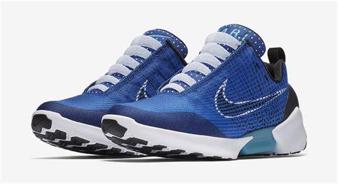 Nike Hyperadapt 10 Black White Blue Lagoon nike hyperadapt tinker blue release date 843871 400 sole