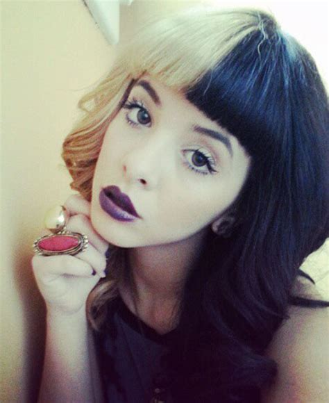 melanie martinez had short curly hair for her performance of cough chapter 23 mad villain carlos de vil editing