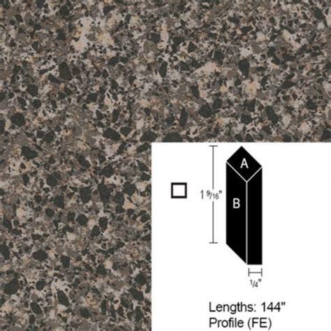 4551 01 Blackstar Granite by Wilsonart Bevel Edge Blackstar Granite 12ft Ce Fe 144