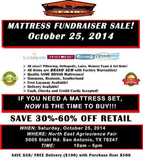 Mattress Fundraiser by East Ag Fair