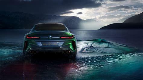 bmw concept  gran coupe   wallpaper hd car