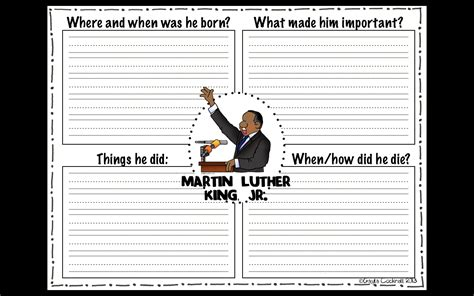 black history report template teach on black history month research project