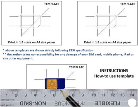 sim card for iphone 5 template adattamento sim a microsim come eseguirlo per iphone o