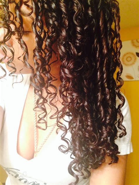 heatless hairstyles for layered hair 1220 best images about curls on pinterest