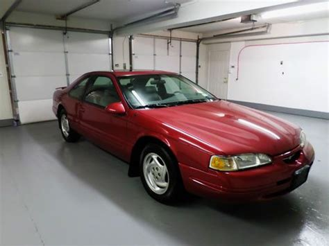 automobile air conditioning service 1997 ford thunderbird transmission control purchase used 1997 ford thunderbird lx coupe 2 door 4 6l in clifton new jersey united states