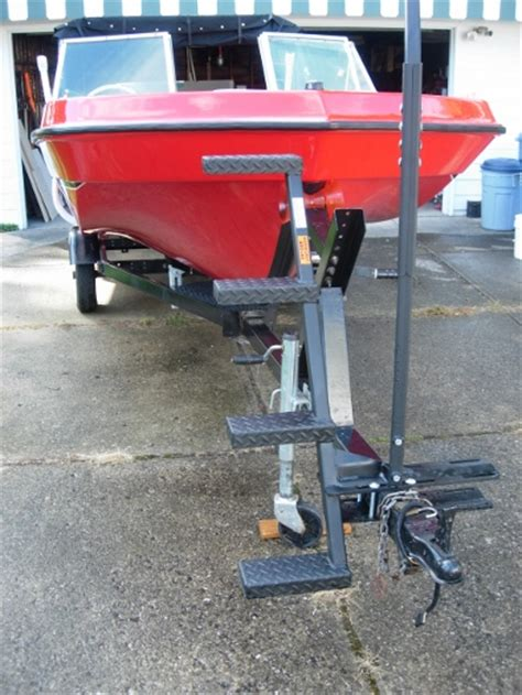 ezee boat trailer steps reviews