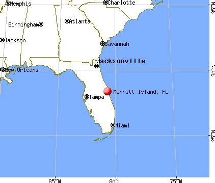 map of merritt island florida merritt island florida fl 32953 profile population