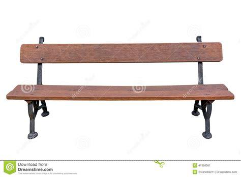 white park bench park bench stock image image of seat furniture garden