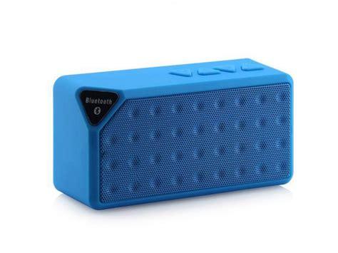 Speaker Bluetooth X3 wireless bluetooth x3 mini speaker speakerphone with built in mic support tf fm line