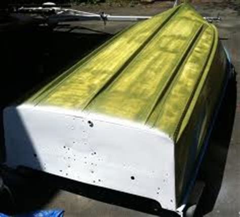 how to remove old paint from aluminum boat painting aluminum boats boat trader waterblogged
