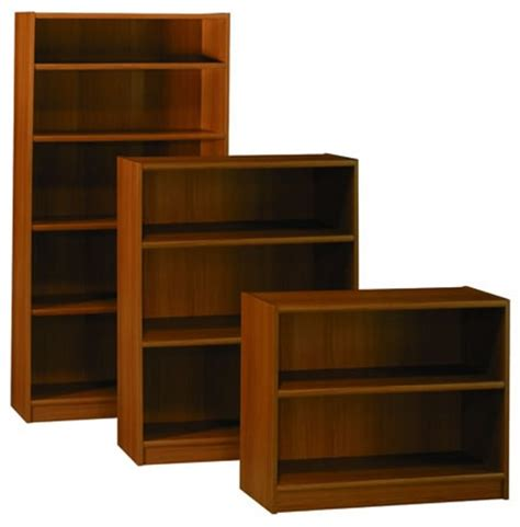 30 Inch Bookshelf Universal Royal Oak 30 Inch Bookcase From Bush Wl12443 03