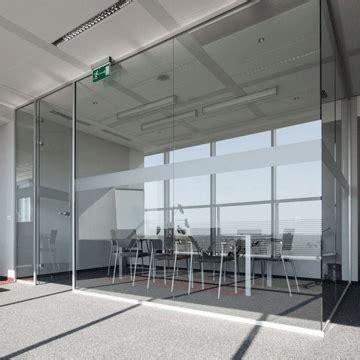 frameless glass wall frameless glass walls dulles glass and mirror