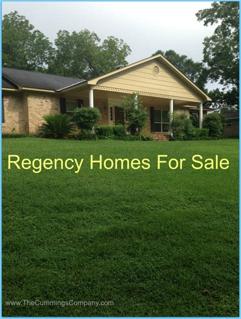 regency in mobile al homes for sale market report may