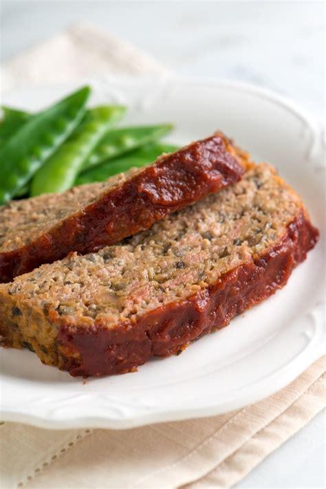 meatloaf recipe unbelievably moist turkey meatloaf recipe