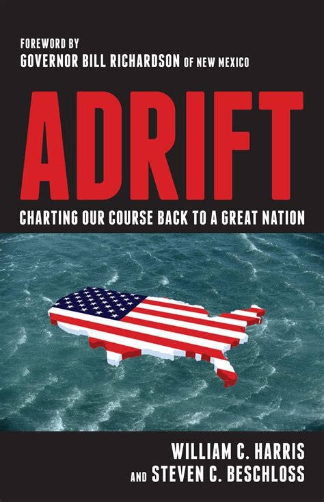 adrift books steven beschloss adrift the book