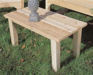Rustic Patio Table Rustic Cedar Cedar Looks Garden Table