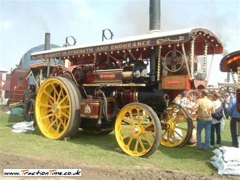 Maiden Name Search Engine 1920 Fowler Showmans Road Locomotive Fx6661 The Iron Maiden 7nhp Engine No 15657
