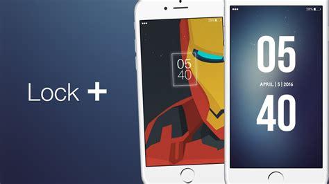 lock themes for iphone lock the best ios 9 lockscreen theme tweak for iphone