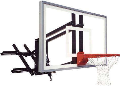 Basketball Backboard Garage Mount by Bison Basketball Hoops From Basketball Hoops Unlimited