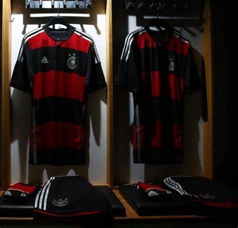 German Away Jersey 2016 new adidas germany away kit world cup 2014 black german alternate jersey 14 15 football