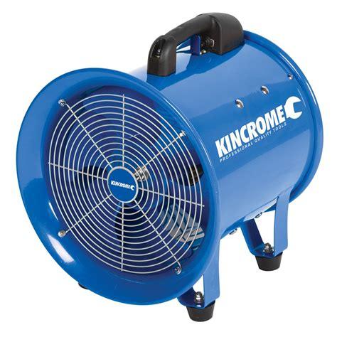 portable blower ventilator fans kincrome kp1003 ventilation fan portable 12 quot 300mm