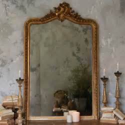 European Dining Room Furniture Eloquence One Of A Kind Antique Mirror Rocaille Ornate