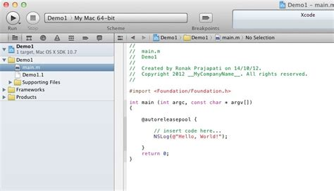 objective c tutorial with xcode objective c tutorial with xcode 187 coderiddles