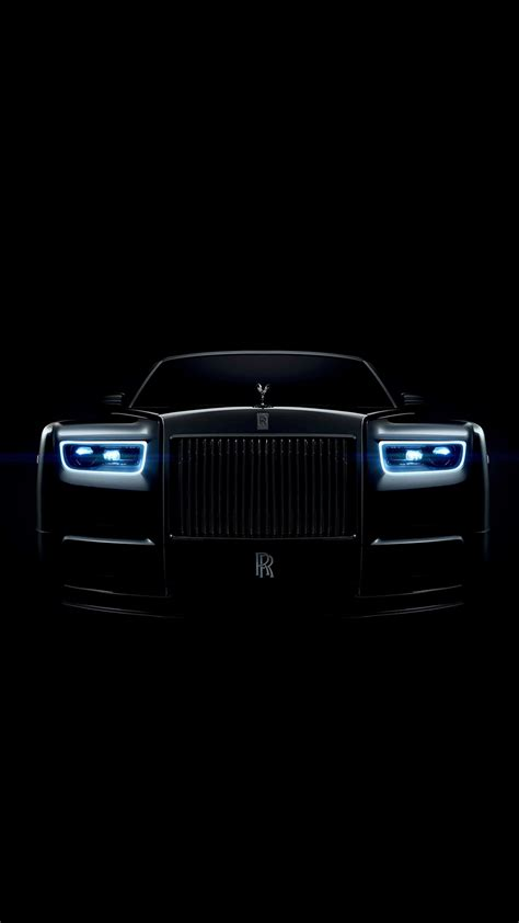 rolls royce phantom dark iphone wallpaper iphone wallpapers