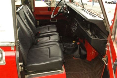 land rover series 3 interior bat exclusive keith martin s 1973 land rover series iii